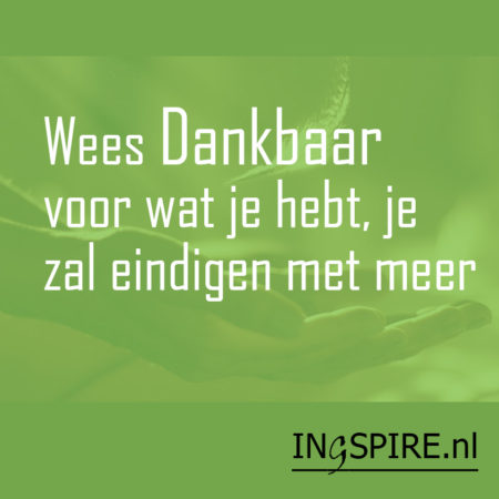 Quote Oprah Winfrey over dankbaarheid