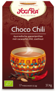 Mindfulness Thee Meditatie Choco Chili Yogi Tea | ingspire
