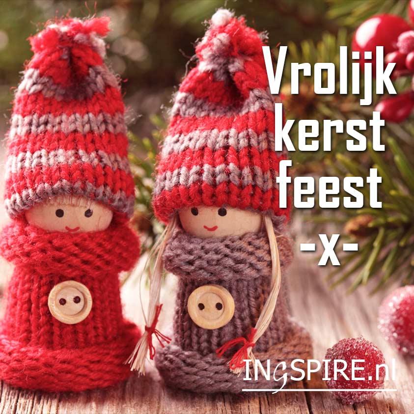 Vrolijk kerst feest! - Digitale kerstkaart | ingspire