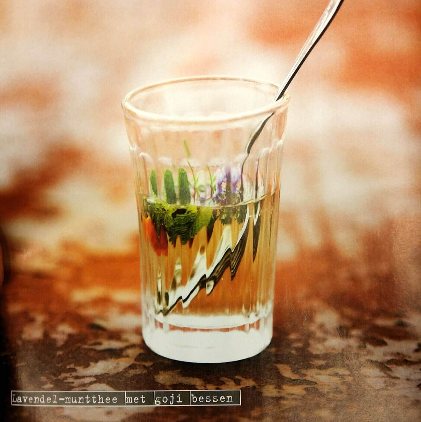 Gezond drinken: Qi - theerecept